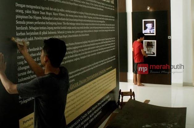 10 November 2016 Tangerang Punya Museum Juang Taruna Merahputih Kepala