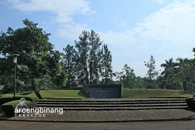 Aroengbinang Monumen Lengkong Tangerang Musium Kota Selatan