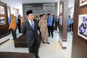 Berita Tangsel Pemkot Tangerang Resmikan Museum Juang Taruna Aplikasi Kesehatan