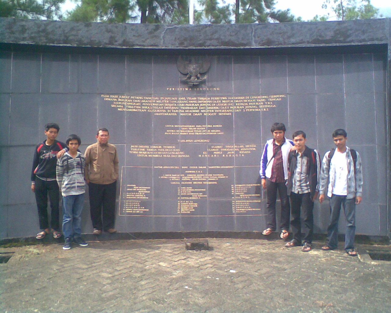 Eksplorasi Tempat Bersejarah Tangerang Taman Makam Pahlawan Seribu Bermula Postingan