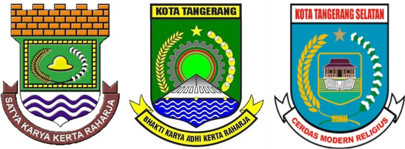 Gold Oriole Daftar Kelurahan Desa Kodepos Kota Tangerang Selatan Tangsel