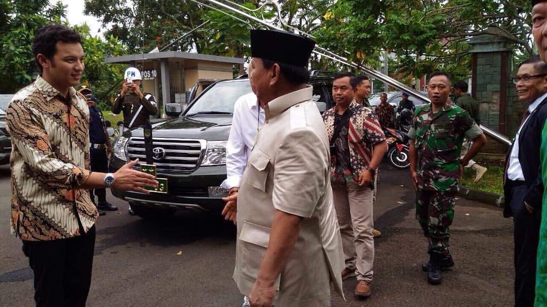 Images Tagged Peristiwalengkong Instagram Bersama Bapak Prabowo Subianto Menghadiri Peringatan