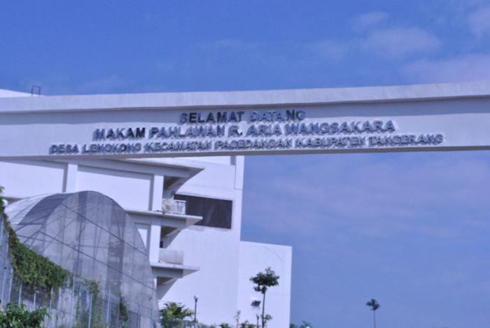 Keramat Lengkong Tangerang Satria Larangan Musium Kota Selatan