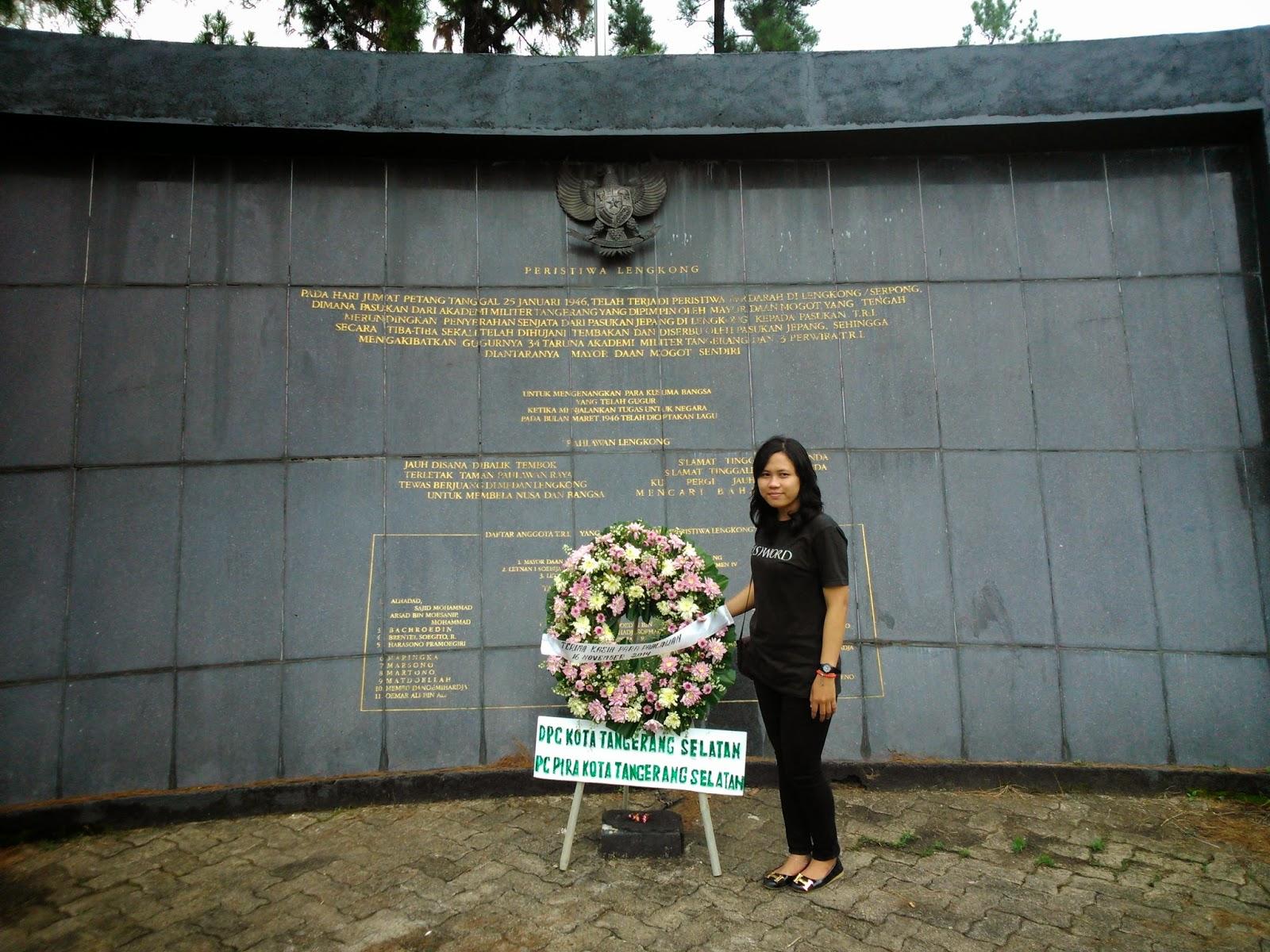 Kota Tangerang Selatan Goresan Penaku 1 Monumen Lengkong Musium