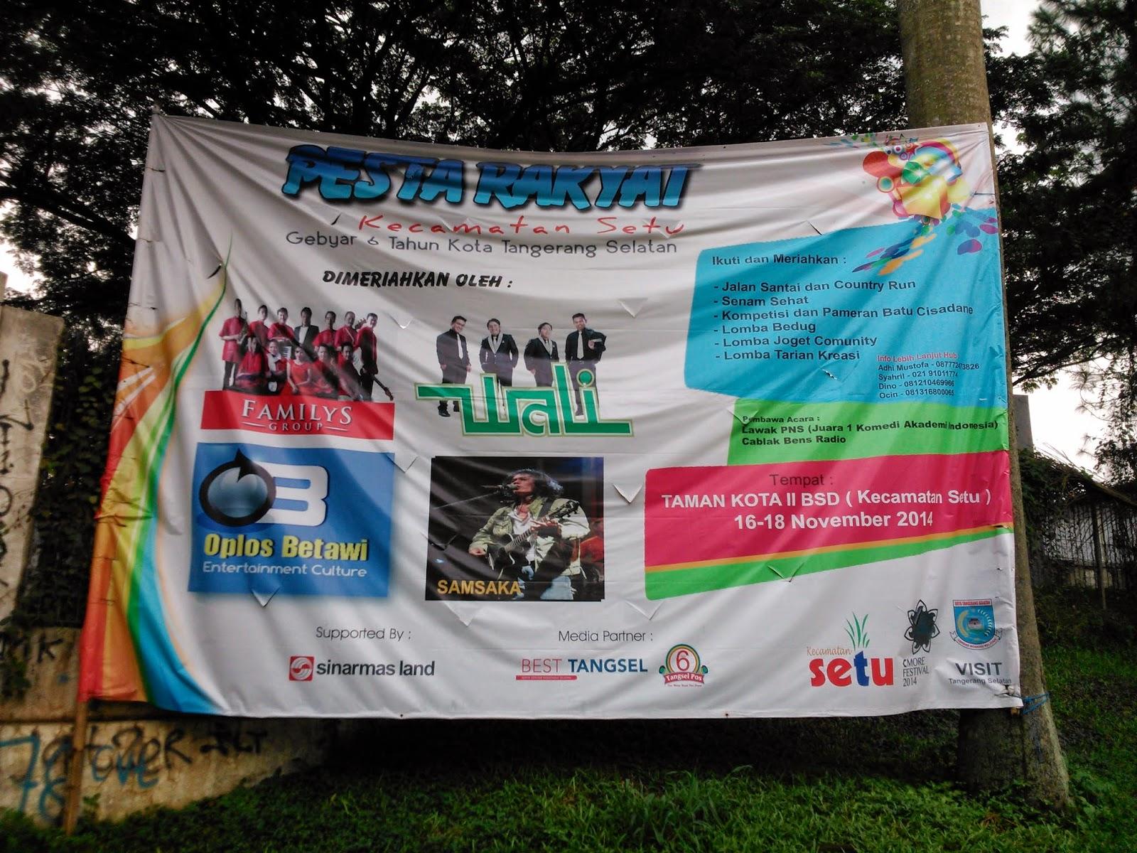 Kota Tangerang Selatan Goresan Penaku Event Diadakan Ketika Merayakan Ulang