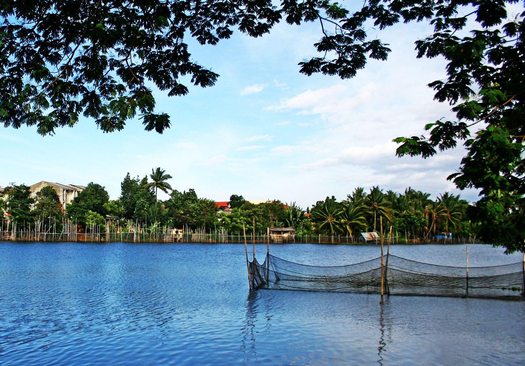 Memancing Mujair Pamulang Wisata Jakarta Musium Lengkong Kota Tangerang Selatan