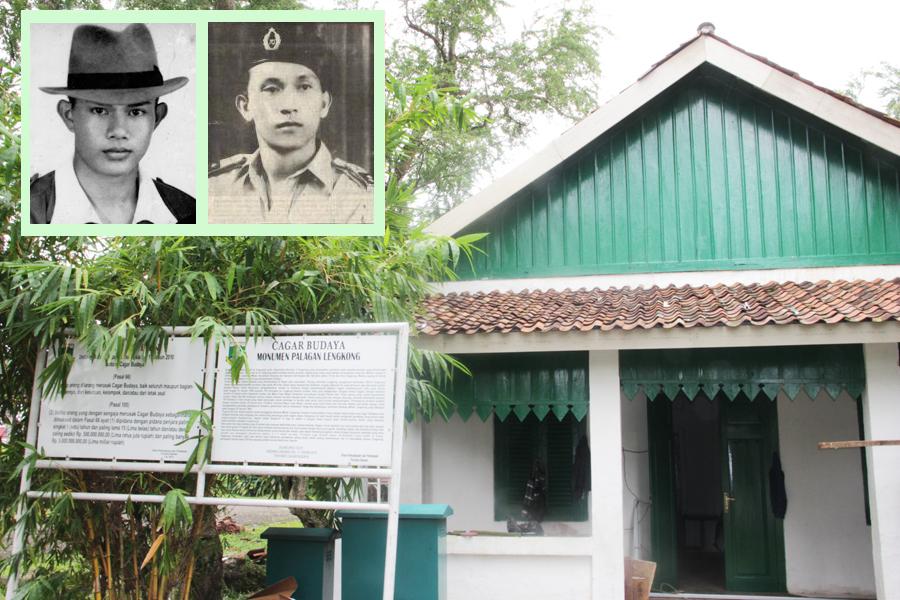 Mengenang Peristiwa Lengkong Monumen Palagan Wisata 23 Mayor Daan Mogot