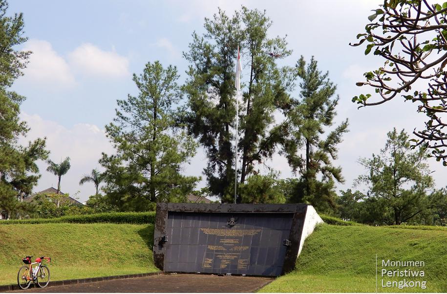 Mengunjungi Rumah Bersejarah Serpong Lengkong Hari Jumat Petang Tanggal 25