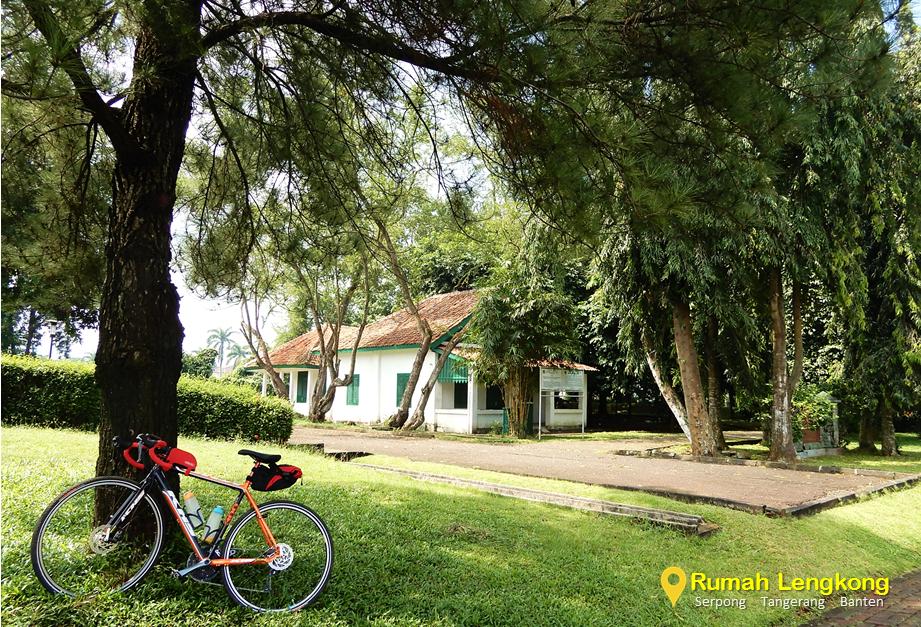 Mengunjungi Rumah Bersejarah Serpong Lengkong Musium Kota Tangerang Selatan