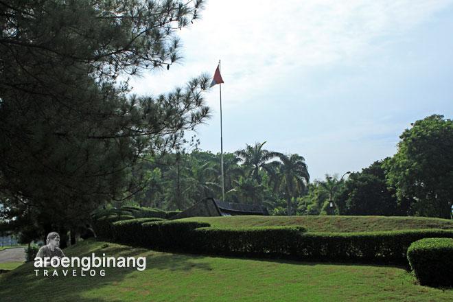 Monumen Lengkong 3 Jpg Tangerang Musium Kota Selatan