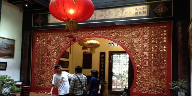 Museum Benteng Heritage Mutiara Tengah Kota Tangerang Agupena Musium Lengkong