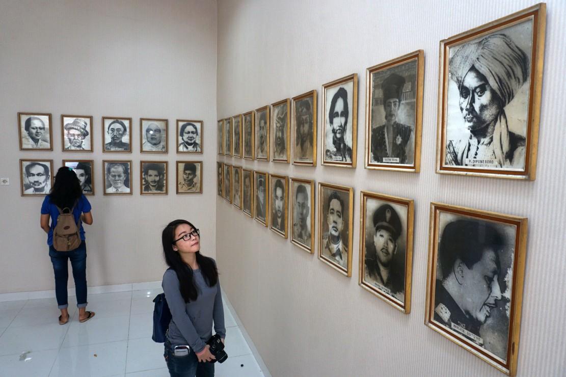 Museum Juang Taruna Tangerang Sajikan Sejarah Peristiwa Lengkong Musium Kota