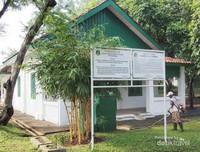 Palagan Lengkong Monumen Nyaris Dilupakan Tangerang Bangunan Terdapat Taman Daan