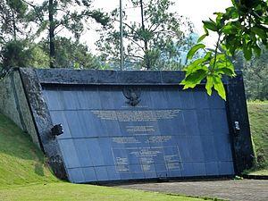 Pertempuran Lengkong Wikipedia Bahasa Indonesia Ensiklopedia Bebas Monumen Musium Kota