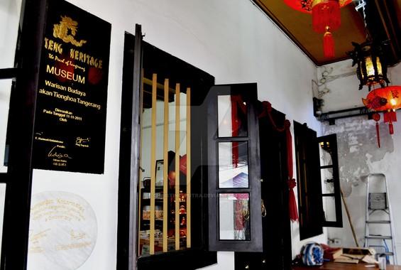 Pesona Keindahan Wisata Museum Benteng Heritage Sukasari Tangerang Banten Musium