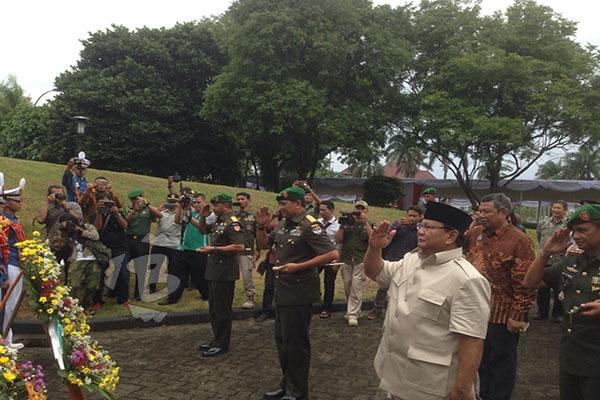 Prabowo Subianto Hadiri Peringatan Peristiwa Lengkong 2017 Bantenhits Musium Kota
