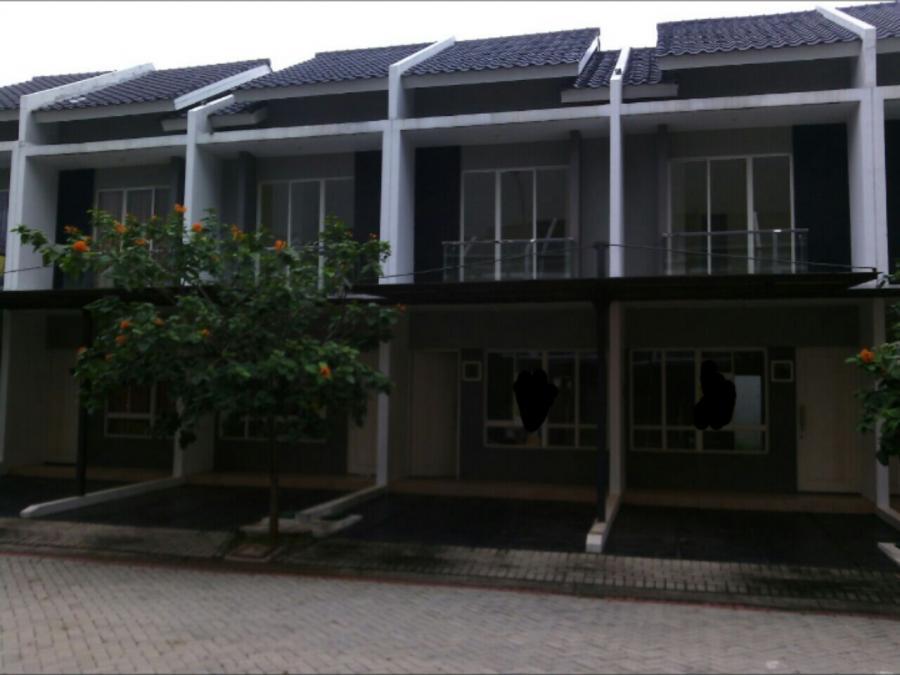 Rumah Dijual Cluster Jade Residence Tangerang Selatan Musium Lengkong Kota