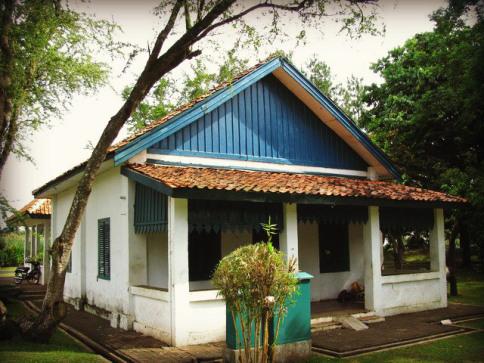 Rumah Lengkong Jpg Peristiwa Markas Tentara Jepang Musium Kota Tangerang