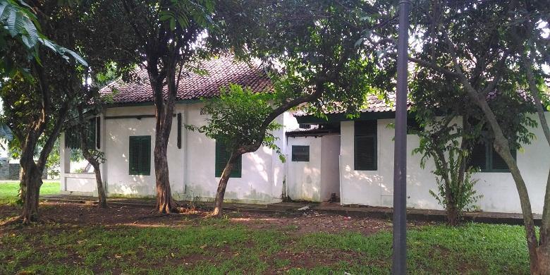 Sekelumit Kisah Balik Rumah Lengkong Gugurnya Daan Mogot Terhalang Oleh