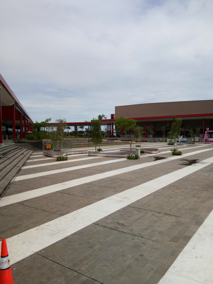 Skatepark Taman Mall Qbig Bsd People Love Stories Img 20171128