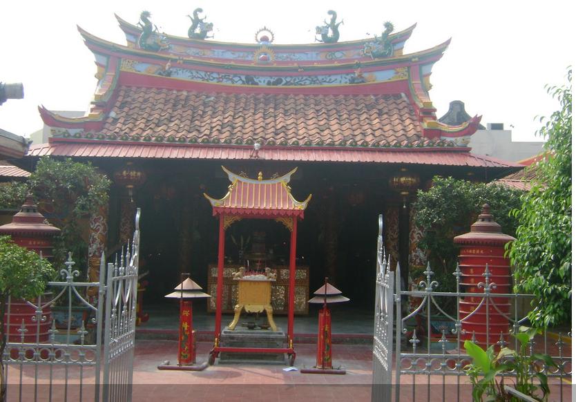Tempat Bersejarah Kota Tangerang Tangsel Media Portal Informasi Seputar Selatan