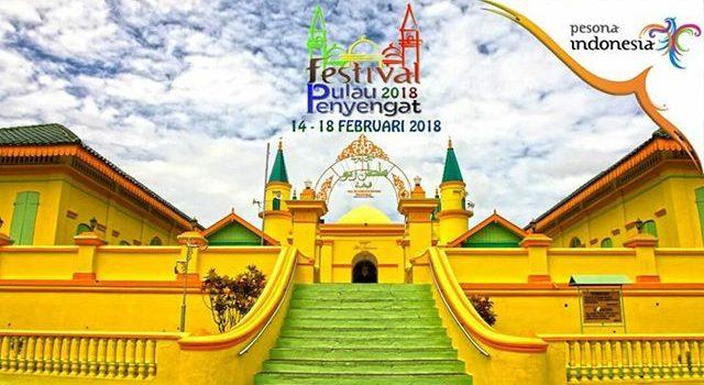 Festival Pulau Penyengat Fpp 2018 Tanjungpinang Mengingat Kejayaan Kesultanan Johor