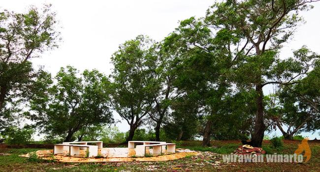 Lini Defensif Pulau Penyengat Tunawisma Tidak Tersisa Benteng Bukit Kursi
