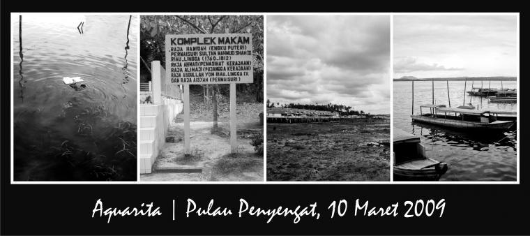 Menapaki Sejarah Pulau Penyengat Oleh Dian Aquarita Kompasiana Bukit Kursi