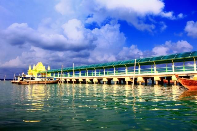 Menelusuri Jejak Kesultanan Johor Riau Pulau Penyengat Turisma Satu Satunya