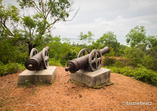 Menjemput Cinta Pulau Penyengat Science Life 20121223 Img 1109 Meriam