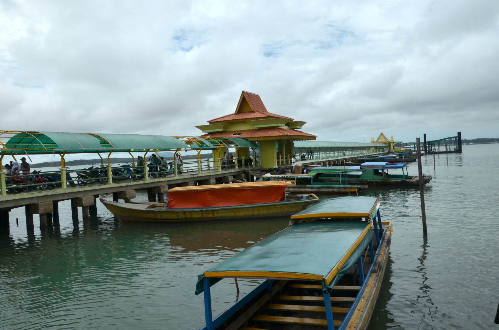 Menuju Pulau Penyengat Tanjung Pinang Aneka Olahan Kopi Bukit Kursi