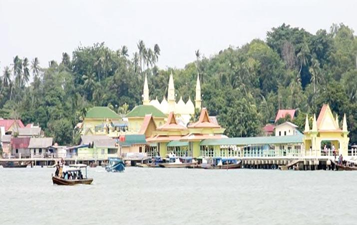 Penyengat Pulau Bukit Kursi Kota Tanjungpinang