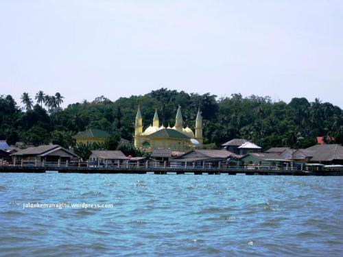 Pulau Penyengat Jalankemanagitu Terkenal Kalangan Masyarakat Kepri Sebagai Objek Wisata
