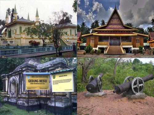Pulau Penyengat Tanjungpinang Info Bukit Kursi Kota