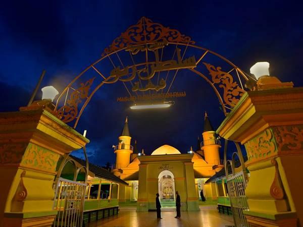 Taranaki 4 Sejarah Melayu Pulau Penyengat Kepulauan Riau Abad 18