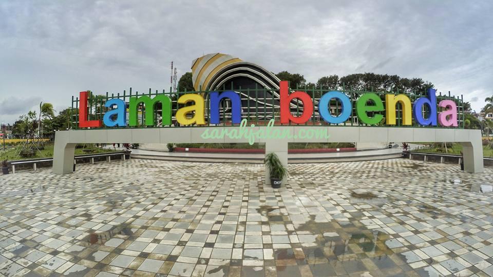 Blog Sarah Jalan Gedung Gonggong Laman Boenda Icon Kota Tanjungpinang