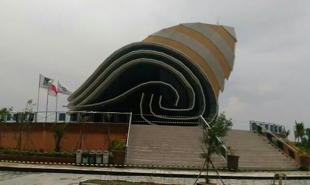 Dkpp Tanjungpinang Peresmian Gedung Gonggong Bisa Dipastikan P 20161028 131039