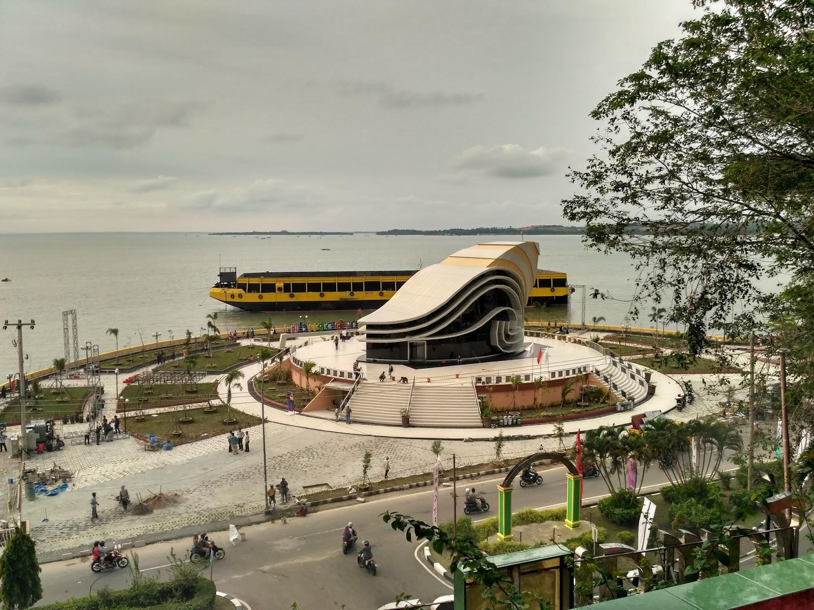 Festival Bahari Kepri 2016 Bertabur Acara Hari Puncak Sabtu Minggu