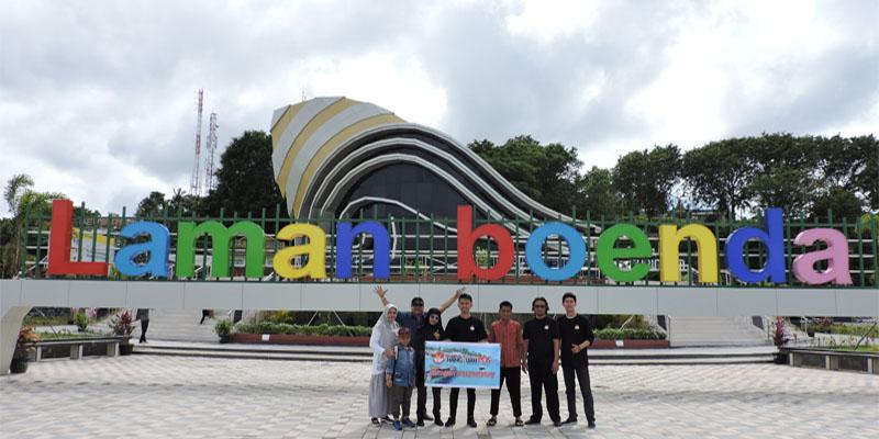 Gedung Gonggong Ikon Wisata Tanjung Pinang Hangtuahnews Id Kota Tanjungpinang