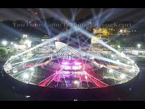 Gedung Gonggong Tanjungpinang Kepri Youtube Kota