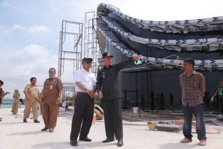 Icon Wisata Kota Tanjungpinang Lis Syahrul Persembahkan Gedung Gonggong