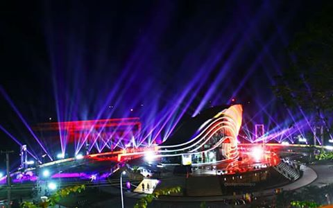 Kota Qu Tanjung Pinang Kotaqu Resmikan Gedung Gonggong Laman Bunda