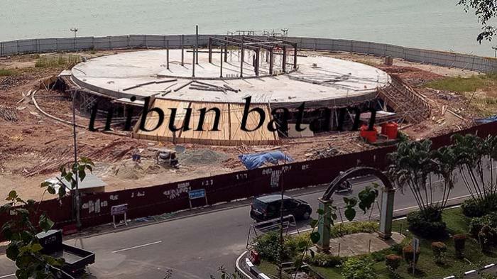 Sekdako Tanjungpinang Optimis Gedung Gonggong Bakal Selesai September Mendatang Kota