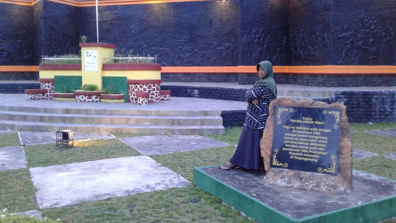 Sore Gedung Gonggong Tanjungpinang Narsih Asih Kota