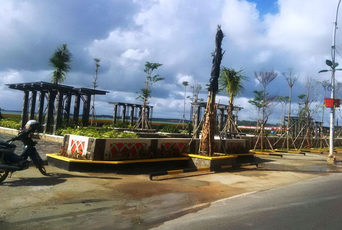 Syahrul Wapres Jusuf Kalla Resmikan Gedung Gonggong Tanjungpinang Kota