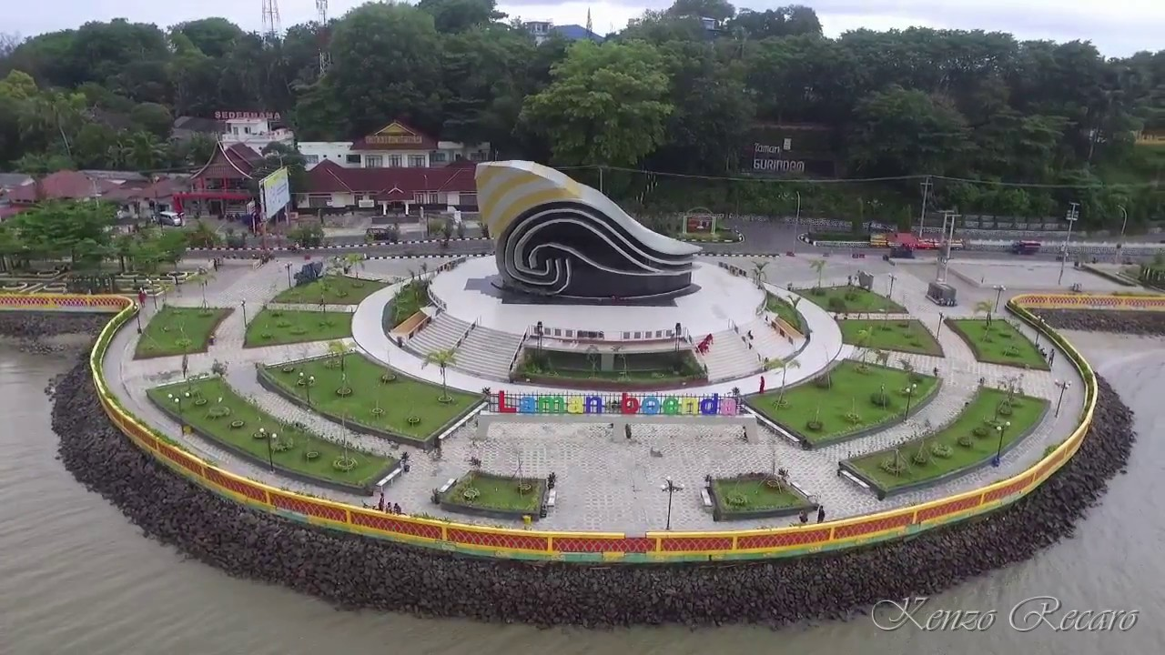 Tanjung Pinang Gonggong Laman Boenda Youtube Gedung Kota Tanjungpinang