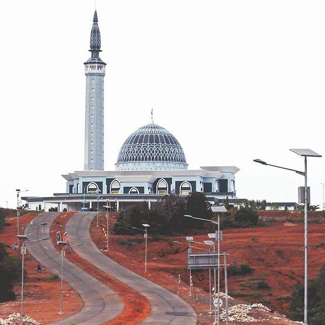 10 Tempat Wisata Tanjungpinang Kota Gurindam Masjid Raya Dompak Instagram