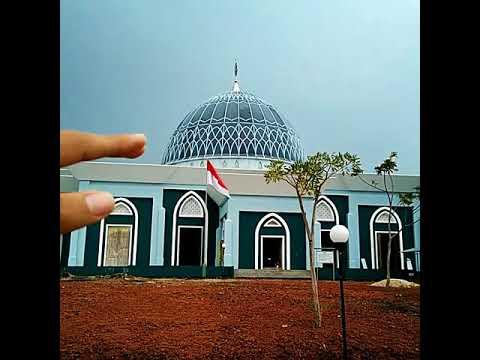 Indonesia Pulau Dompak Kota Tanjungpinang Kepulauan Riau Masjid Raya