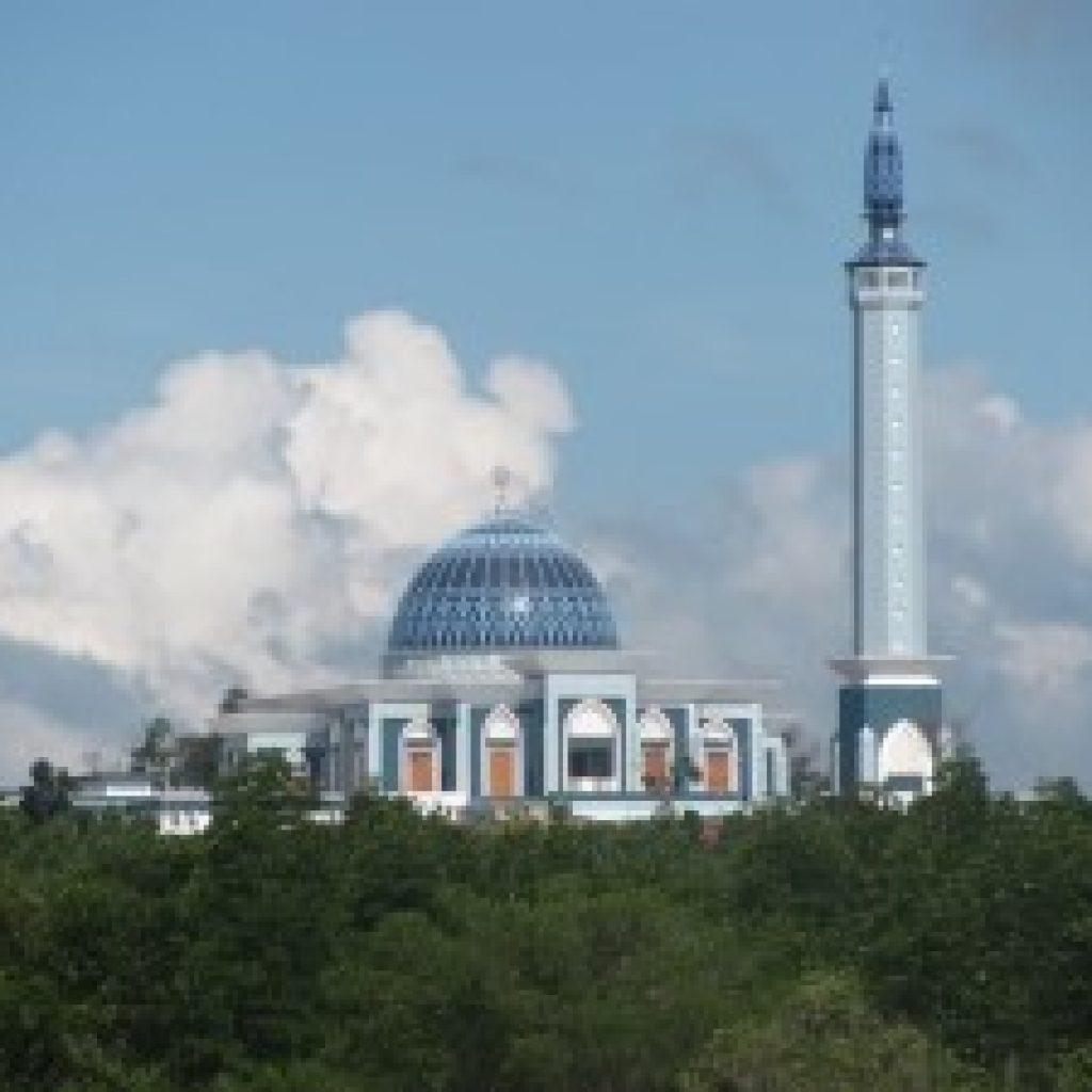 Masjid Dompak Kepri Cetak Hafiz Al Quran 30 Juz Arrahmah