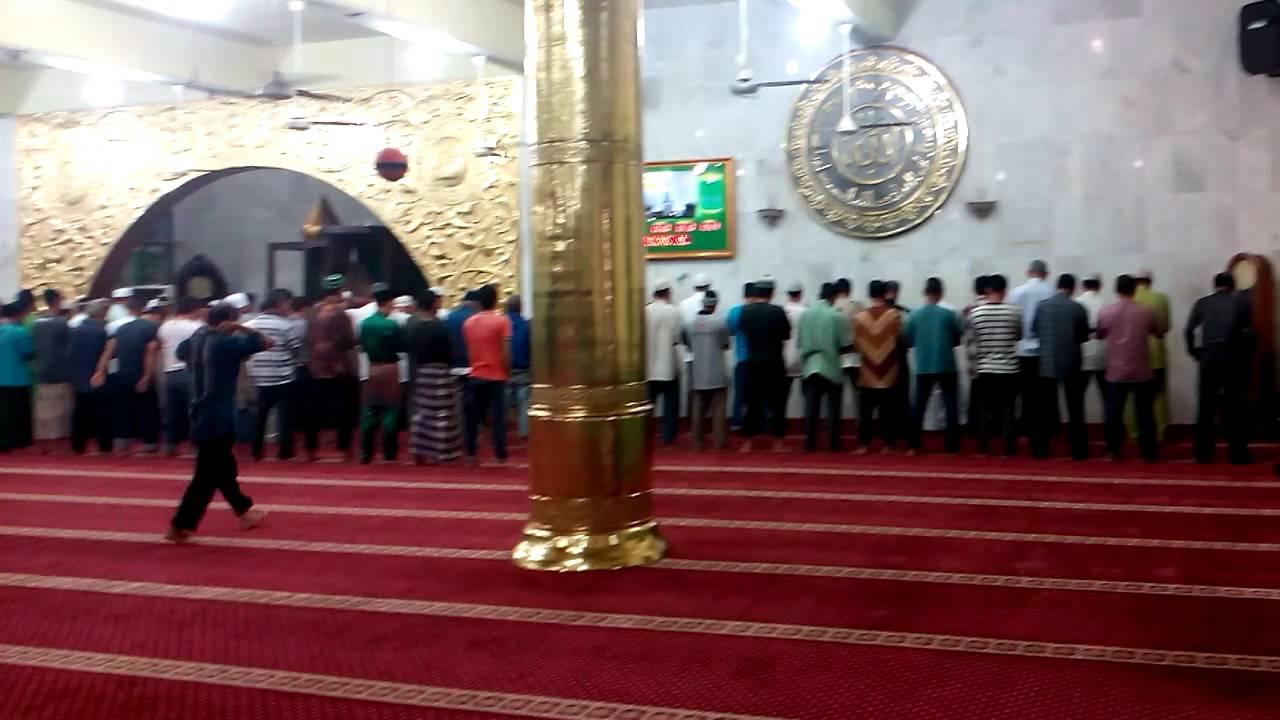 Masjid Raya Al Hikmah Tanjung Pinang Youtube Dompak Kota Tanjungpinang